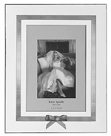 """kate spade new york Grace Avenue 8"""" x 10"""" Picture Frame (it kinda goes with my KS shoes!)"""