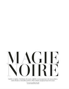 Camille Rowe by Robert Bellamy for L'Officiel Paris December 2013_