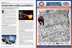 Fastener + Fixing Magazine Feature - May 2018 Fasteners, Magazine, Magazines