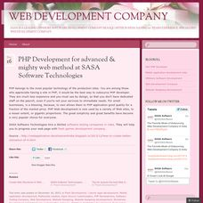 SASA Software Technologies – an acknowledged web development company india with its specific and advanced mobile application development can help you publicize your products and boost your revenues. Talk to the experts today! Mobile Application Development, Web Development Company, Software Development, Pictures Of The Week, Seo Services, Digital, India, News, Mobile Applications
