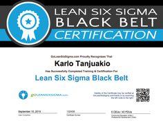six sigma black belt certificate template.html