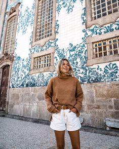 Capela das Almas in Porto, Portugal Sweater Weather, Portugal, Summer, Travel, Instagram, Style, Fashion, Porto, Swag