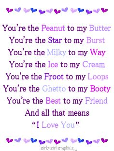 To: Alex, Nik, Maddi & Todd - the loves of my life! ♥♥♥