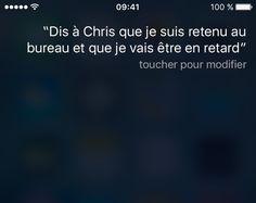 Envoyer un message sans les mains - Conseils et astuces pour iOS9 sur iPhone - Assistance Apple