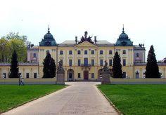 Branicki Palace - Bialystok, Poland