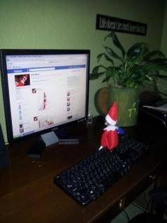 Elf on the Shelf on Facebook