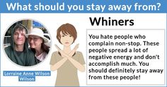 What should you stay away from?