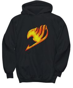 A cool hoodie with the Fairy Tail emblem. A great gift for any fan of anime. Available in sizes small to XXXL Click BUY IT NOW To Order Yours! (Printed, Made, And Shipped From The USA)