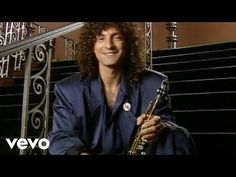 Kenny G Official Video Of His Song Silhouette From YouTube