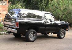 1984 Dodge RamCharger 4x4 By Robert Oakley