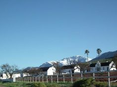 Snow on the mountain at PenHill!  #snow #snowincapetown #winteriscoming http://www.perfecthideaways.co.za/Details/PenHill-Manor?Itemid=