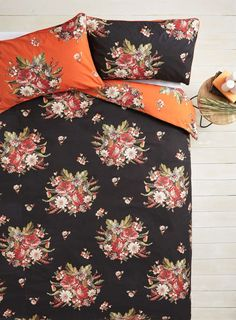 Vintage Tapestry Floral Bedding Set - BHS