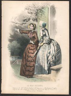 1848 fashion plate