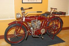 The Indian Motorcycle was the country's first motorcycle. It was created in 1900 by two men who were both engineers and bike enthusiasts. Their partnership formed the Hendee Manufacturing Company, named after George Hendee, who was a bicycle racer at the time.