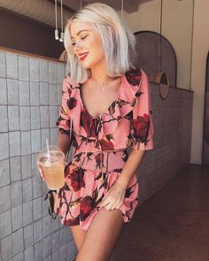 "14.2k Likes, 90 Comments - Laura Jade Stone (@laurajadestone) on Instagram: ""Coffee dates ☕️ Wearing @borntobechic ✨☀️"""