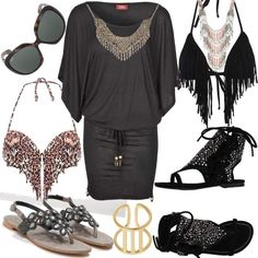 Summer Must Haves #fashion #mode #look #outfit #style #stylaholic #sexy #dress
