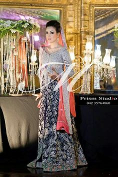 ♥ Pakistani Bride - this Pakistani Outfit! Wow !!!