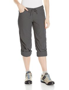 ExOfficio Women's BugsAway Damselfly Petite Length Pants *** Special  product just for you. See it now! : Camping clothes
