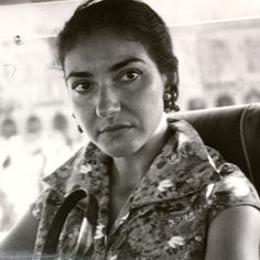 Gallery: unseen pictures of Maria Callas | gramophone.co.uk