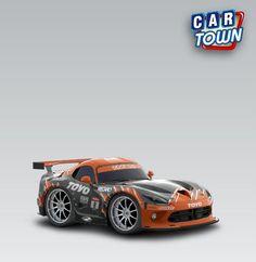 Dodge SRT Viper GTS-R 2013 - Toyo