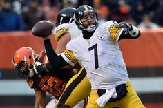 Roethlisberger and Steelers are ready for Myles Garrett after his comments