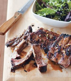 Spicy Asian Style Baby Back Ribs | Williams-Sonoma Taste