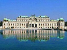 Belvedere Castle, Austria.-El baúl de Pepe: Castillos europeos