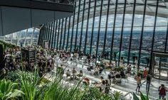 Buy tickets for Morning Coffee/Tea & Pastry Offer at Sky Garden Bars London. Tickets and information for Morning Coffee/Tea & Pastry Offer This event has taken place. in London. London 2016, London Summer, London City, Covent Garden, Phuket, Places To Travel, Places To See, London Instagram, London Places
