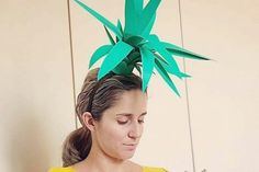 Fantasia abacaxi - Pineapple costume