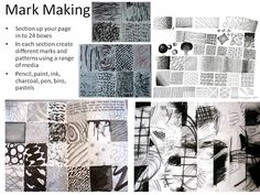 ALNS Business & Enterprise College ::: Departments ::: Design Faculty ::: Textiles ::: Y10 Textiles ::: Mark Making (AO2) ****
