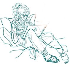 Anonymous: Don't you have any Percy Jackson or Avatar art that you haven't posted yet? I reeeeally need some art of them. Thank you already!!! viria:  Only very very old sketches but if you guys want, I can post some. But they are like..very wip mostly..