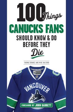 4f4b57c278a 100 Things Canucks Fans Should Know & Do Before They Die (eBook) Penalty