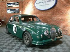 1959 Jaguar MK 1 Race Car