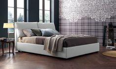Mobili sma ~ Sma mobili sharpei modern bed optional storage base various sizes