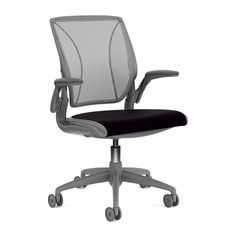 Humanscale World Chair Introducing Intuitive Motion The first office chair that adjusts without