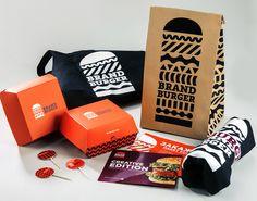 Брендбургер — новое направление бизнеса по приготовлению крафтовых бургеров и специальный пакет брендинговых услуг Brandburger Creative Edition.Для нового продукта мы разработали оригинальный интерактивный логотип в виде многослойного бургера. Каждый из …
