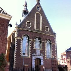 One of the Oldest protestant churches in the heart of A Catholic area in #holland #limburg #netherlands #architecture