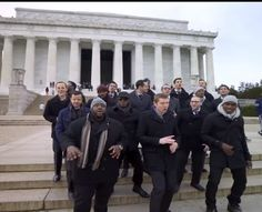 """Jewish and Black A Capella groups, TheMaccabeats(@maccabeats)and Naturally 7 (@naturally7) , sing James Taylor's """"Shed a Little Light"""" in memory of MLK Jr. Day – ..."""