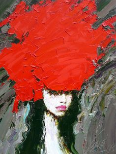 taras loboda art | Taras Loboda 1961 | Ukrainian Portrait Painter | Portrait Art