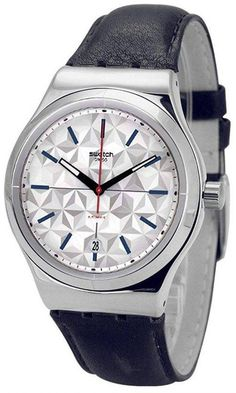 Swatch Irony Sistem Puzzle Automatic Men's Watch Cool Watches, Watches For Men, Swatch, Online Watch Store, Beautiful Watches, Stainless Steel Case, Design Elements, Quartz, Vogue