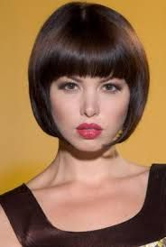 Solid Form Haircut 1 (refer Solid Form Structure 1 for structural graphic) Bob Styles, Short Hair Styles, Best Bobs, Really Short Hair, 60s Hair, Haircut Designs, Short Hair Cuts For Women, Love Hair, Brunette Hair
