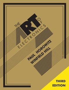 Booktopia has The Art of Electronics, edition improved by Paul Horowitz. Buy a discounted Hardcover of The Art of Electronics online from Australia's leading online bookstore. Electronic Circuit Design, Electronic Engineering, Electrical Engineering, The Art Of Electronics, Diy Electronics, New Books, Good Books, Circuit Components, Electronic Books