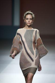 Sita Murt: Mercedes-Benz Fashion Week Madrid A/W 2012