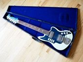 Up for sale, a 1960s Guyatone Zen-On, model ZES-1400S in exceptional, collector-grade condition a...