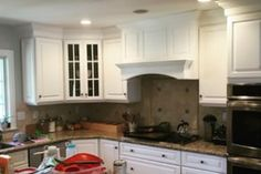 Best Paint Colors For Kitchen Cabinets And Bathroom Vanities Paint Cabinets White, Cabinet Paint Colors, Kitchen Paint Colors, Blue Cabinets, Refacing Kitchen Cabinets, Kitchen Cabinet Remodel, Best Paint Colors, Paint Colors For Home, Home Decor Kitchen