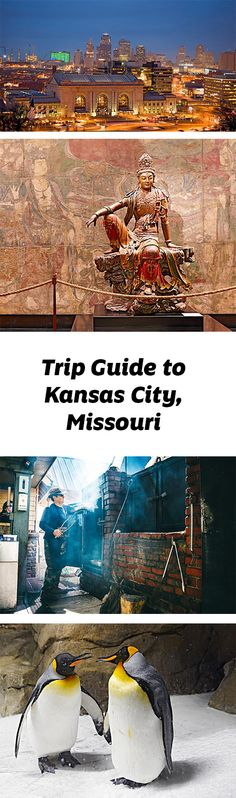 Missouri's second-largest city has way more to offer than just its famed jazz and barbecue. Trip guide: http://www.midwestliving.com/travel/missouri/kansas-city-missouri/kansas-city-trip-guide/