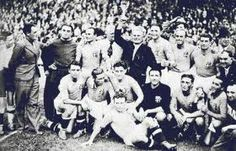 Italy - Winner of the 1938 World Cup in France