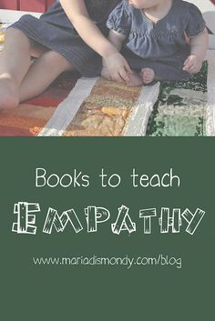 Make a Difference Mondays is all about giving parents and teachers resources to teach their children character traits. Here is a list of books that teach empathy to children!