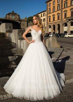 Olivo Monica Loretti trouwjurk