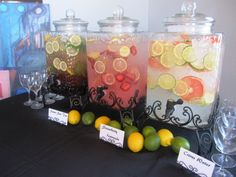 Hire Juice Holders from Us .